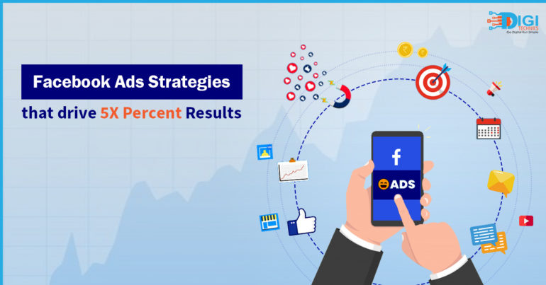Facebook Ads Strategies that drive 5X Percent Results