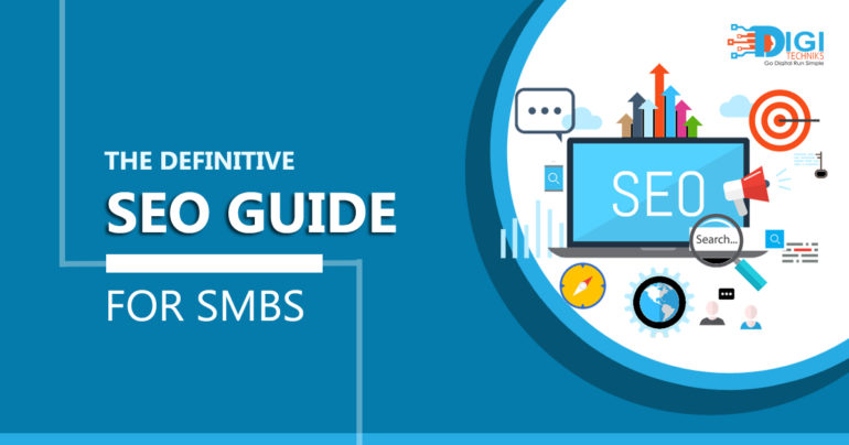 The Definitive SEO Guide to Growing Small and Medium Businesses