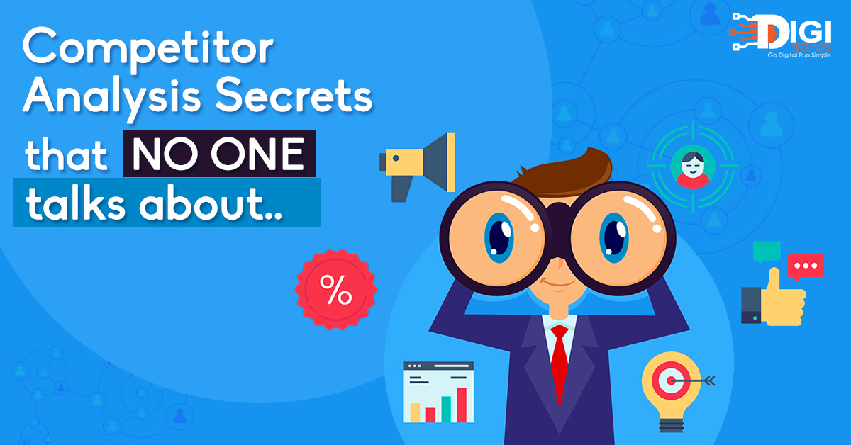Competitor Analysis Secrets That No One Talks About